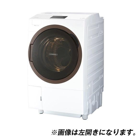 東芝 TW-127X8R(W) グランホワイト ZABOON [ななめ型ドラム式洗濯乾燥機 (洗濯12.0kg/乾燥7.0kg) 右開き]【代引き・後払い決済不可】
