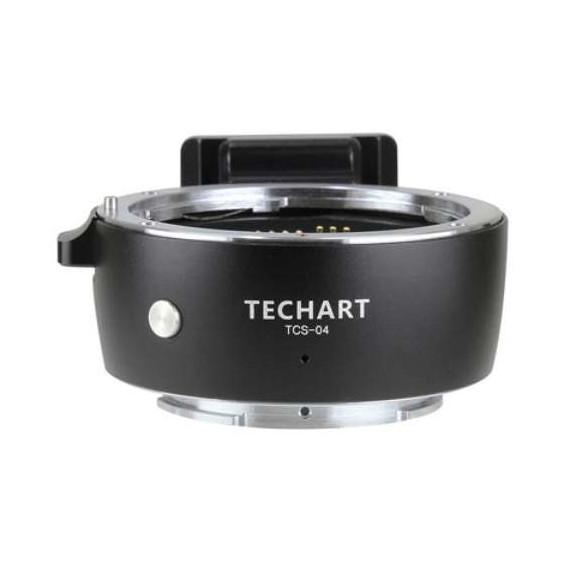 TECHART TCS-04 [電子アダプター(キヤノンEFマウント)]