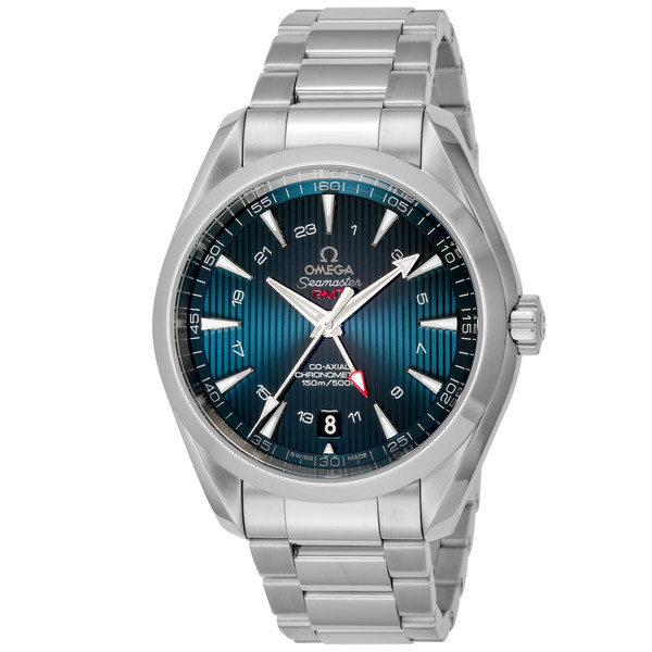 OMEGA 231.10.43.22.03.001 シーマスター アクアテラ 150M GMT [自動巻き腕時計(メンズ)] 【並行輸入品】