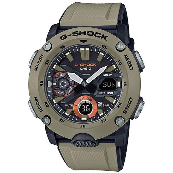 CASIO(カシオ) GA-2000-5AJF G-SHOCK [腕時計(メンズ)]