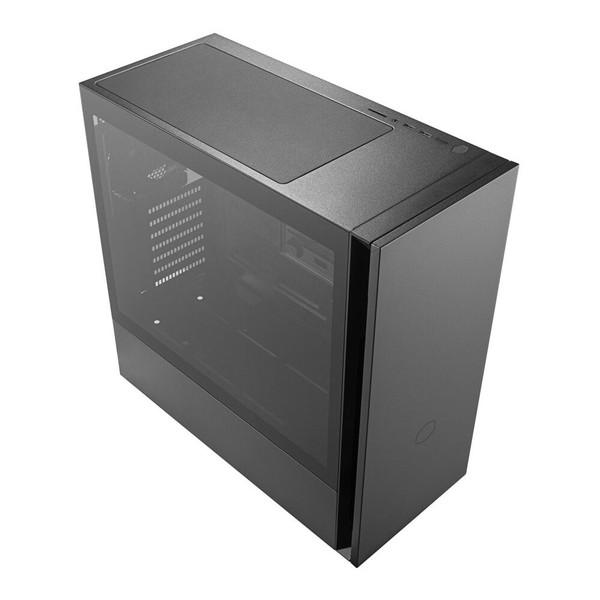CoolerMaster MCS-S600-KG5N-S00 ブラック Silencio S600 TG [ミドルタワー型PCケース]