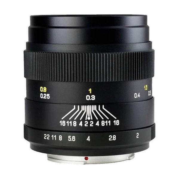 中一工学 CREATOR 2/35mm (PK) BK ブラック [単焦点レンズ(ペンタックスKマウント)]
