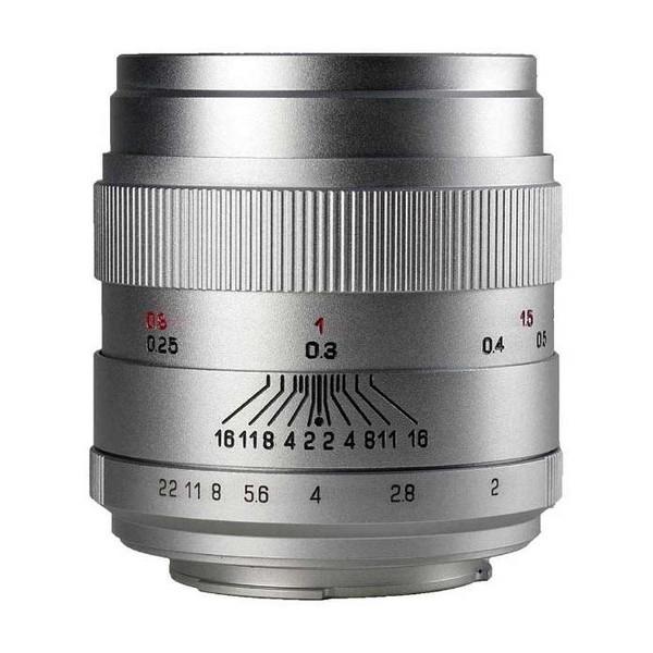 中一工学 CREATOR 2/35mm (NF) SV シルバー [単焦点レンズ(ニコンFマウント)]