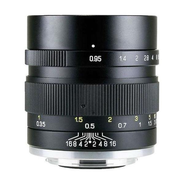 中一工学 SPEEDMASTER 0.95/35mm II (X) BK ブラック [単焦点レンズ(富士フイルムXマウント)]