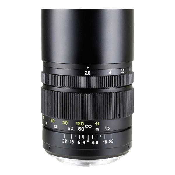 中一工学 CREATOR 2.8/135mm II (EF) BK [単焦点レンズ(キヤノンEFマウント)]