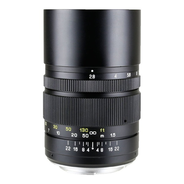 中一工学 CREATOR 2.8/135mm II (NF) BK [単焦点レンズ(ニコンFマウント)]