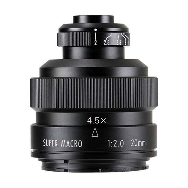中一工学 FREEWALKER 2/20mm M (PK) SUPER MACRO 4-4.5:1 [単焦点レンズ(ペンタックスKマウント)]