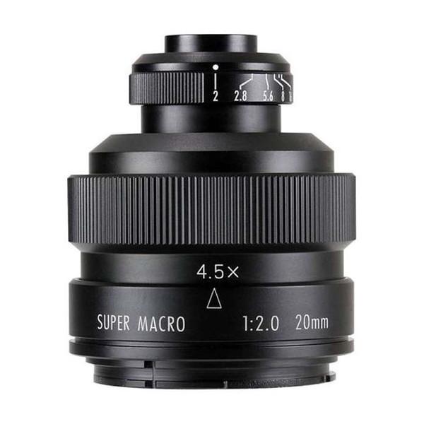 中一工学 FREEWALKER 2/20mm M (SA) SUPER MACRO 4-4.5:1 [単焦点レンズ(ソニーAマウント)]