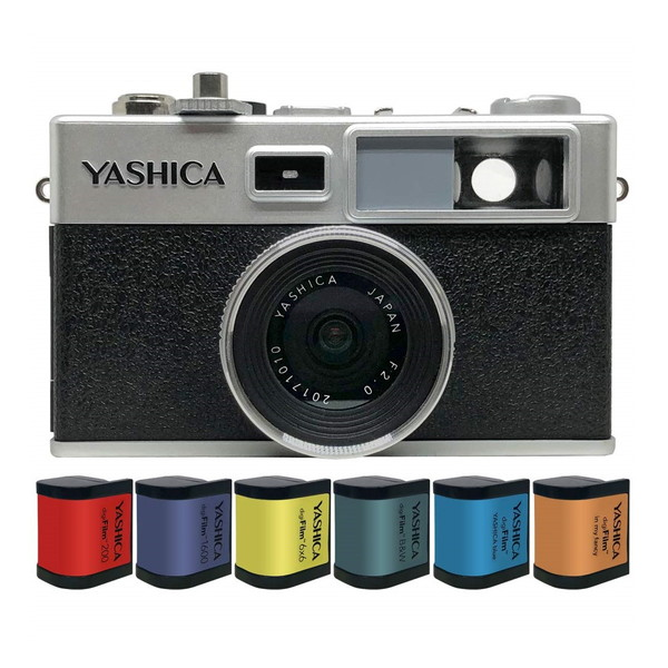 YASHICA YAS-DFCY35-P01 [デジフィルムカメラ(digiFilm6本セット)]