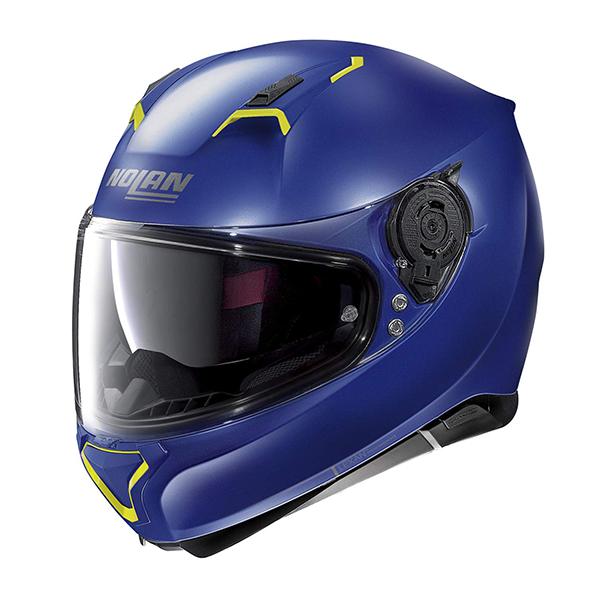 デイトナ D15256 NOLAN N87 ソリッド フラットケイマンブルー/14 XL [フルフェイスヘルメット]