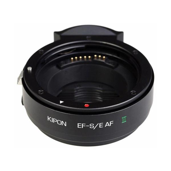 KIPON EF-S/E AF [マウントアダプター(レンズ側:キヤノンEF/ボディ側:ソニーE)]