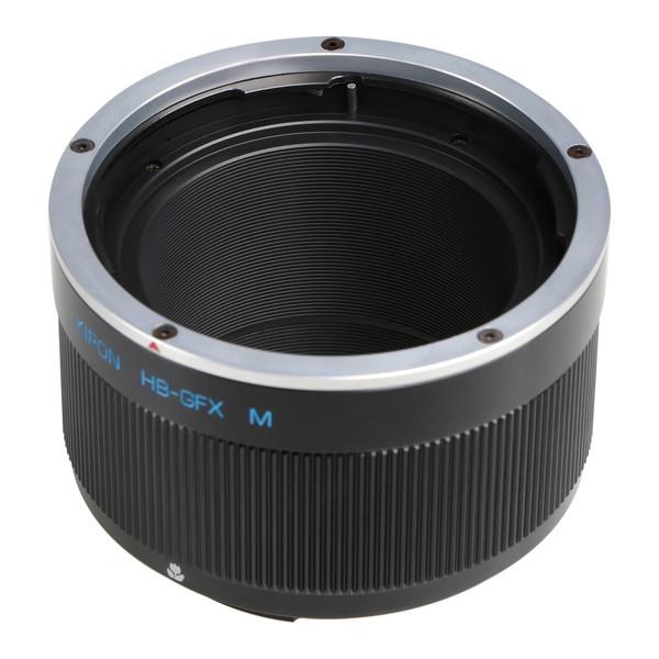 KIPON HB/V-GFX M [マウントアダプター(レンズ側:ハッセルブラッドV/ボディ側:フジGFX)]