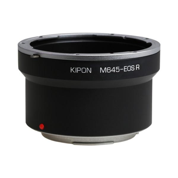 KIPON M645-EOS R [マウントアダプター(レンズ側:マミヤ645/ボディ側:キヤノンRF)]