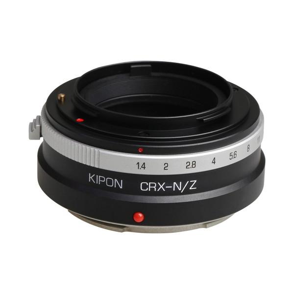 KIPON Contarex-NIK Z [マウントアダプター(レンズ側:コンタレックス/ボディ側:ニコンZ)]
