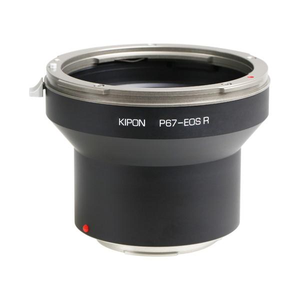 KIPON PENTAX67-EOS R [マウントアダプター(レンズ側:ペンタックス67/ボディ側:キヤノンRF)]