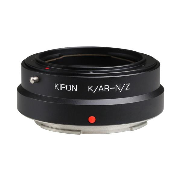 KIPON KONICA AR-NIK Z [マウントアダプター(レンズ側:コニカAR/ボディ側:ニコンZ)]