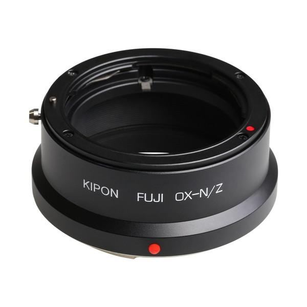KIPON FUJI OX-NIK Z [マウントアダプター(レンズ側:フジカAX/ボディ側:ニコンZ)]