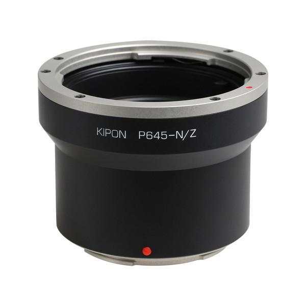 KIPON P645-NIK Z [マウントアダプター(レンズ側:ペンタックス645/ボディ側:ニコンZ)]
