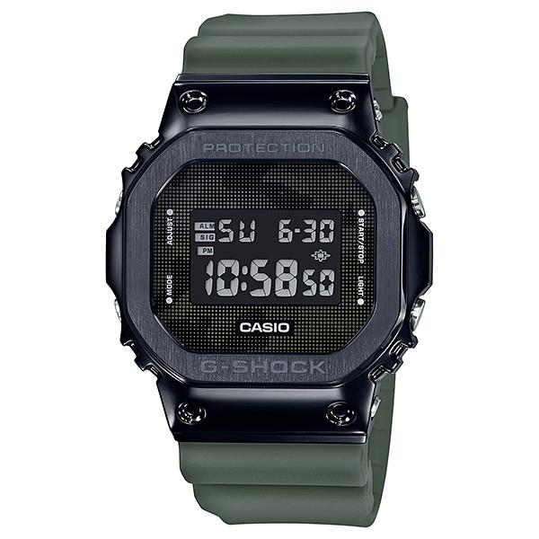 CASIO(カシオ) GM-5600B-3JF G-SHOCK 5600シリーズ [クォーツ腕時計(メンズウォッチ)]
