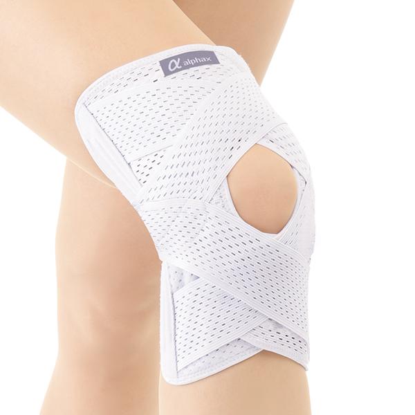 アルファックス 202622 お医者さんのがっちり膝ベルト L