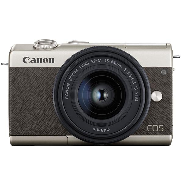 CANON EOS M200 リミテッドゴールドキット [ミラーレス一眼カメラ(2410万画素)]
