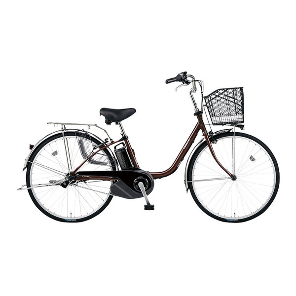 PANASONICBE-ELSX432-Tチョコブラウンビビ?SX[電動アシスト自転車(24インチ?内装3段)]【同梱配送不可】【代引き?後払い決済不可】【本州以外配送不可】
