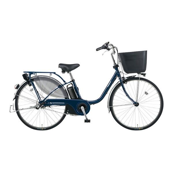 PANASONIC BE-ELE636-V2 USブルー ビビ・EX [電動アシスト自転車(26インチ・内装3段)]【同梱配送不可】【代引き不可】【本州以外配送不可】