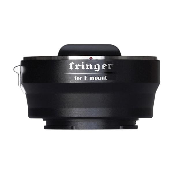 fringer FR-CNSE(3) [電子接点付きマウントアダプター(コンタックスNマウントレンズ→ソニーEマウント変換)]