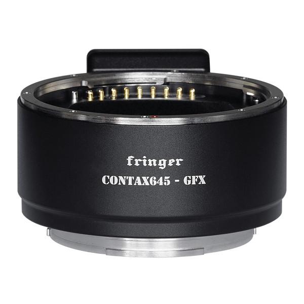 fringer FR-C6GF [電子接点付きマウントアダプター(コンタックス645マウントレンズ→富士フイルムGマウント変換)]