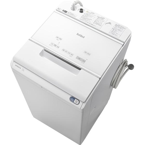 日立 BW-X120E ホワイト ビートウォッシュ [全自動洗濯機 (12.0kg)]【代引き・後払い決済不可】