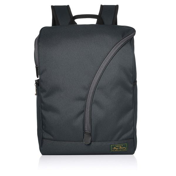 EVERNEW BB1902-チャコールグレイ BusyBeaver(ビジィ・ビーバー) [クレッションバッグパック]