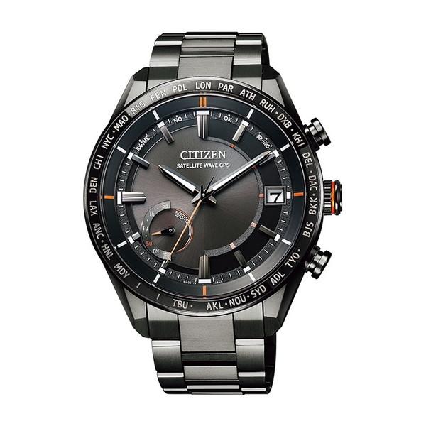 CITIZEN(シチズン) CC3085-51E アテッサ ダイレクトフライト ACT Line [エコ・ドライブGPS衛星電波腕時計(メンズ)]