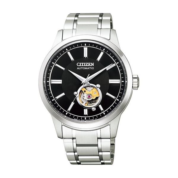 CITIZEN(シチズン) NB4020-96E シチズンコレクション メカニカル クラシカルライン オープンハート [自動巻き腕時計(メンズ)]