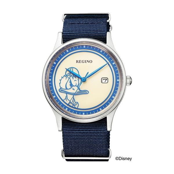 CITIZEN(シチズン) KH2-910-90 レグノ Disneyコレクション 「ドナルドダック」モデル [ソーラー電波腕時計]
