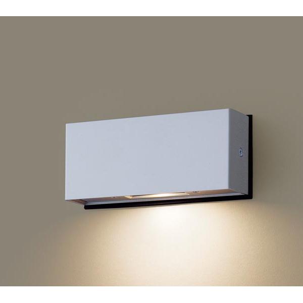 PANASONIC LGW46161LE1 シルバーメタリック [LEDブラケットライト/表札灯(電球色) 防雨型]