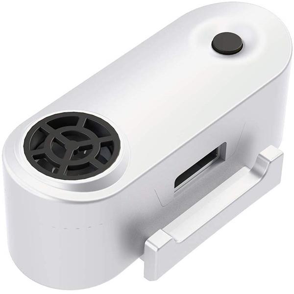 ベムパートナー M01W ホワイト [TICKLESS MINI USB充電式]