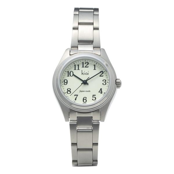 紀尾井 レディース腕時計 RO-040L-RSK