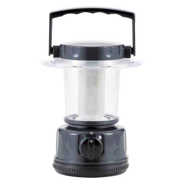 アウトドアはもちろん、停電時やちょっとした明かり取りに便利なLEDランタンです。単3乾電池4本使用(別売)。 LEDランタン 4111260