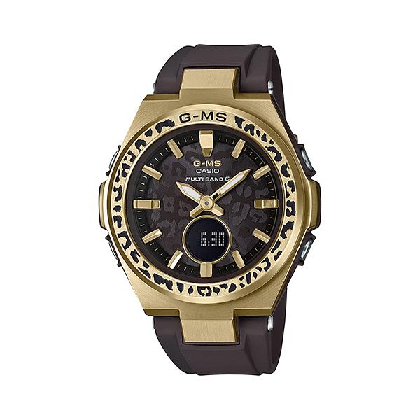 CASIO(カシオ) MSG-W200WLP-5AJR Baby-G G-MS LOVE THE SEA AND THE EARTH WILDLIFE PROMISING コラボレーションモデル [ソーラー充電腕時計(レディース)]
