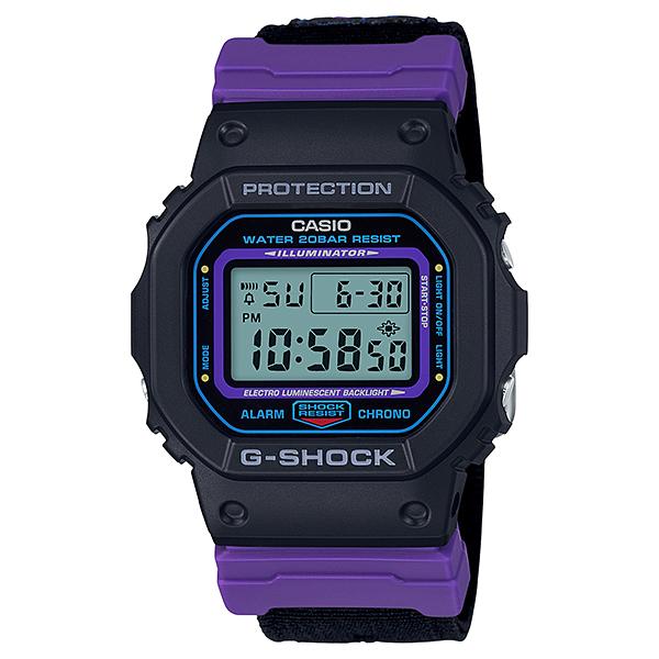 CASIO(カシオ) DW-5600THS-1JR G-SHOCK Throwback 1990s [クォーツ腕時計(メンズ)]