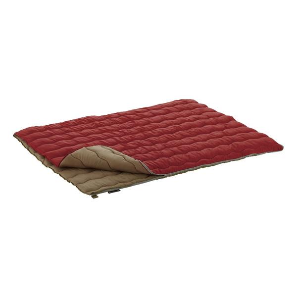 LOGOS 2in1・Wサイズ丸洗い寝袋・0 No.72600690