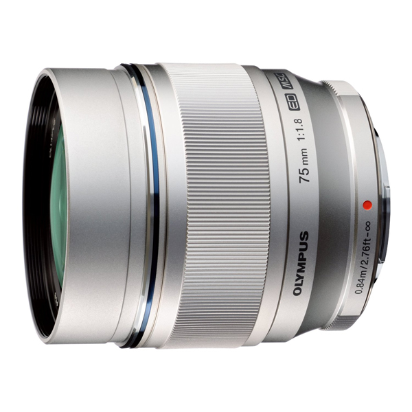 【送料無料】OLYMPUS(オリンパス) M.ZUIKO DIGITAL ED 75mm F1.8