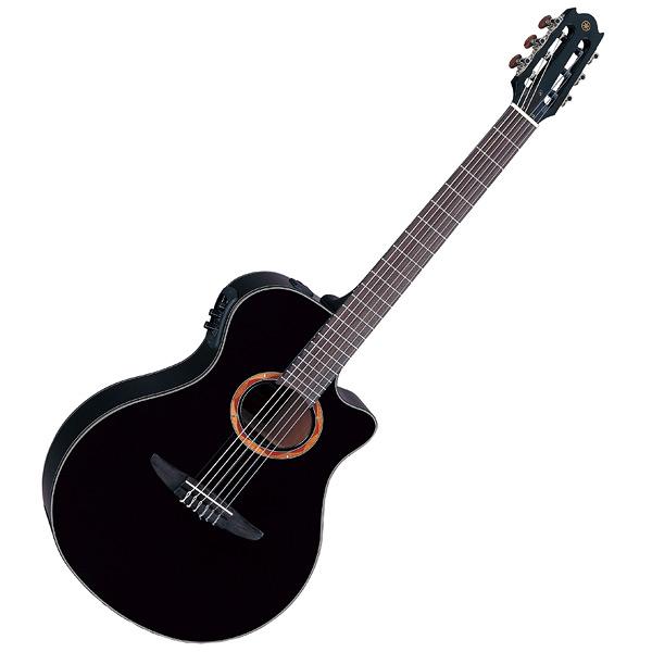 【送料無料】YAMAHA NTX700BL [クラシックギター スマートスタイル ブラック NXシリーズ]