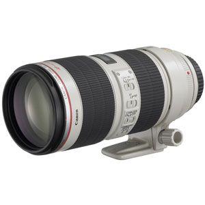 【送料無料】CANON EF70-200mm F2.8L IS II USM [大口径・望遠ズームレンズ]