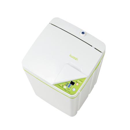 【送料無料】ハイアール JW-K33F-W ホワイト [簡易乾燥機能付き洗濯機 (3.3kg)]【メーカー直送】【代引き不可】【沖縄・北海道・離島不可】