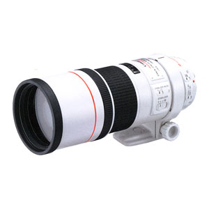 【送料無料】CANON EF300mm F4L IS USM [望遠単焦点レンズ]