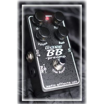 【送料無料】Xotic Bass BB Preamp