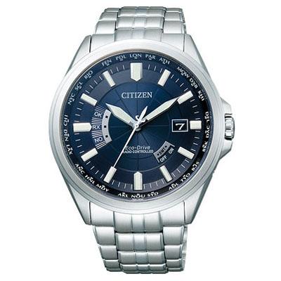 【1年保証】腕時計 シチズン (CITIZEN) シチズン コレクション CB0011-69L 【メンズ】【日本製】 【エコドライブ電波時計】ワールドタイム ビジネス プレゼント ギフト かっこいい おしゃれ 人気 おすすめ