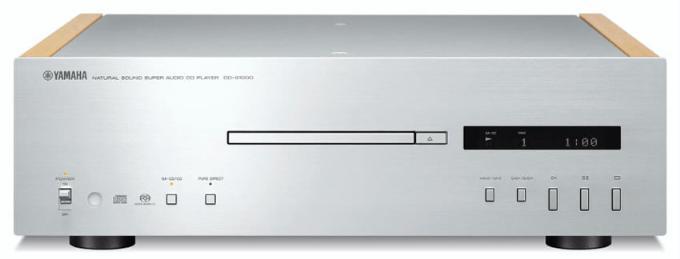 【送料無料】YAMAHA CD-S1000-S SA-CD対応CDプレーヤー
