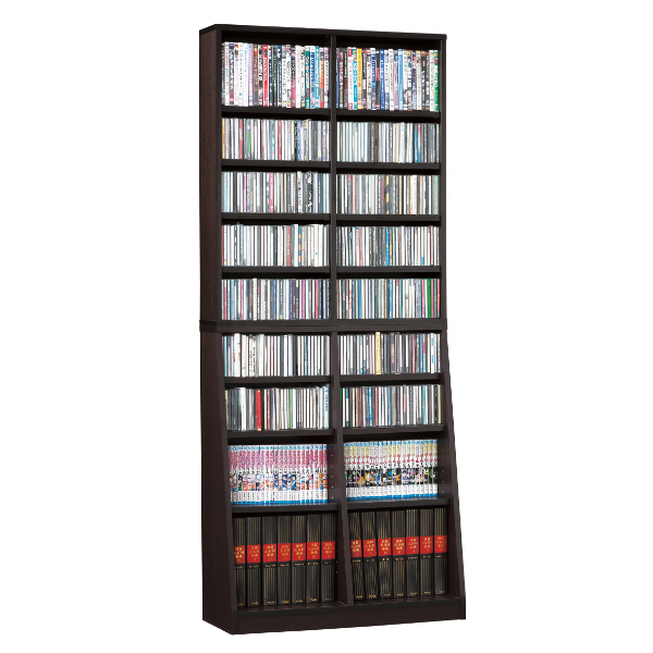 【送料無料】SOHO書棚 W75【組立式】【同梱配送不可】【代引き不可】【沖縄・離島配送不可】